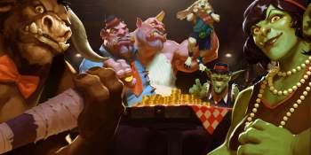 Hearthstone hands-on with Mean Streets of Gadgetzan: Classes change forever
