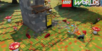 Lego's Minecraft-like Worlds will leave Early Access and launch on consoles and Steam in February