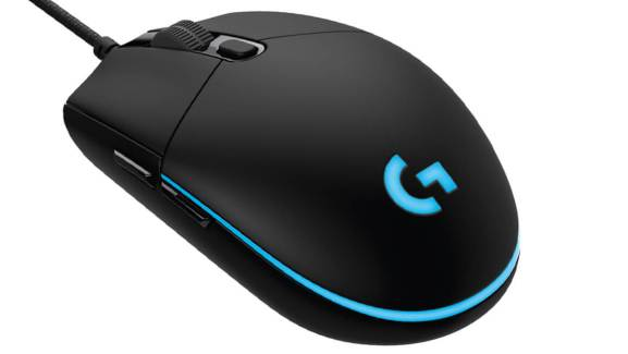 The Logitech G Pro Gaming Mouse Puts Top Notch Performance