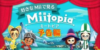 Nintendo finally reveals Miitopia in Japan with an interactive trailer