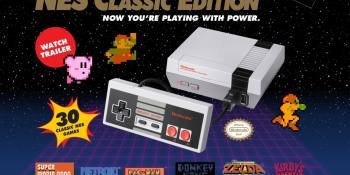 Nintendo is discontinuing the hard-to-find NES Classic Edition