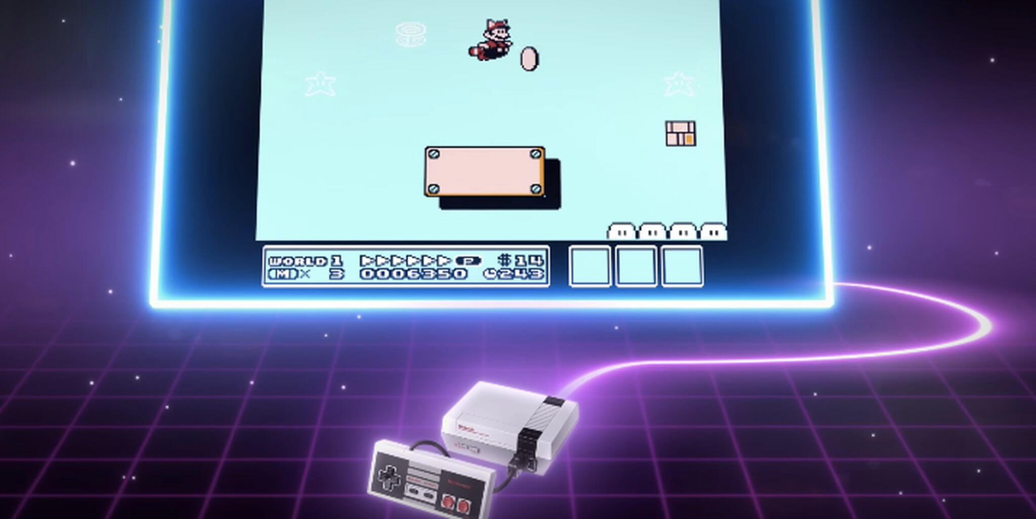 NES Classic Edition is a $60 ticket to access your nostalgia guilt-free.