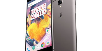 OnePlus 3T launches on November 22 from $439: faster processor, bigger battery, new 128GB version