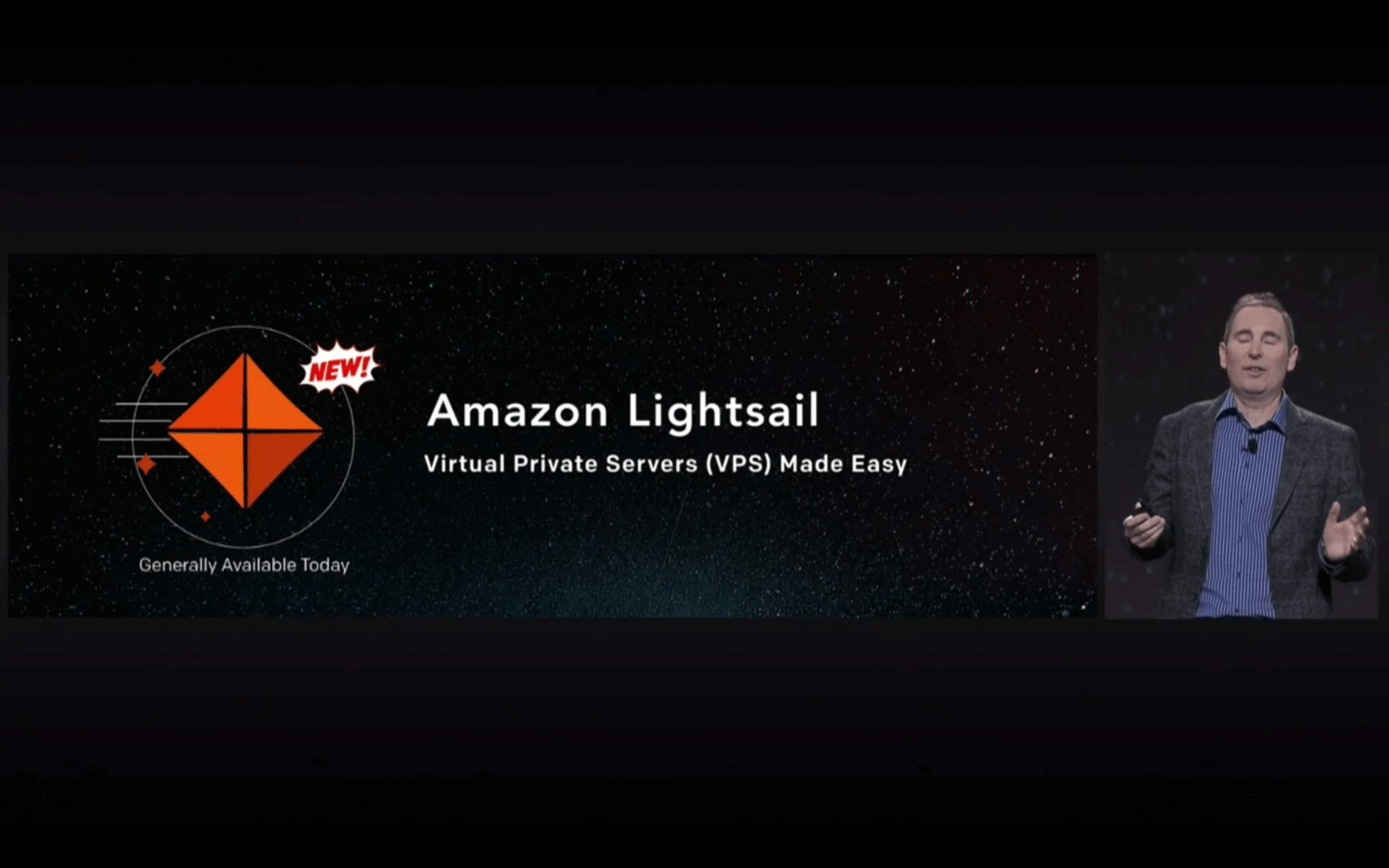Amazon Lightsail.