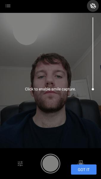 OnePlus 3T: Smile Capture