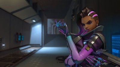 Sombra comes to Overwatch test servers next week along with arcade