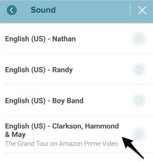 The Grand Tour: Waze