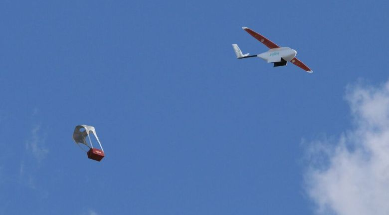Tanzania taps California's Zipline to build 'world's largest drone delivery network' for medical supplies