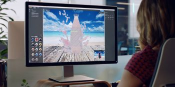 Adobe updates its Creative Cloud suite of apps with focus on 3D and VR