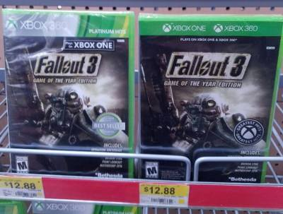 Backward compatible Xbox 360 games now come in Xbox One