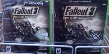 Backward compatible Xbox 360 games now come in Xbox One cases