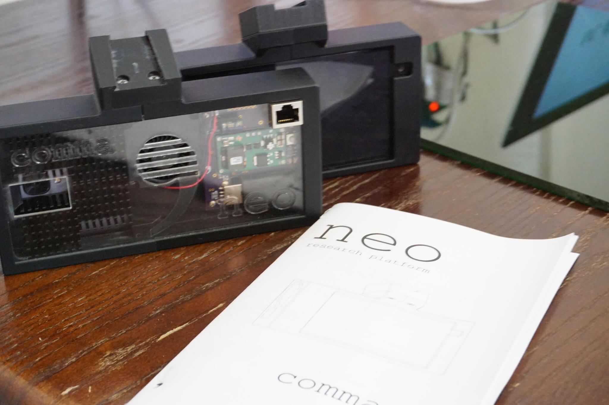 Comma.ai's new technology release: The Comma Neo, an open sourced robotics platform