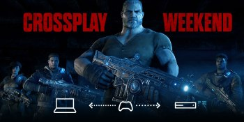 Gears of War 4 is testing crossplay between Xbox One and PC