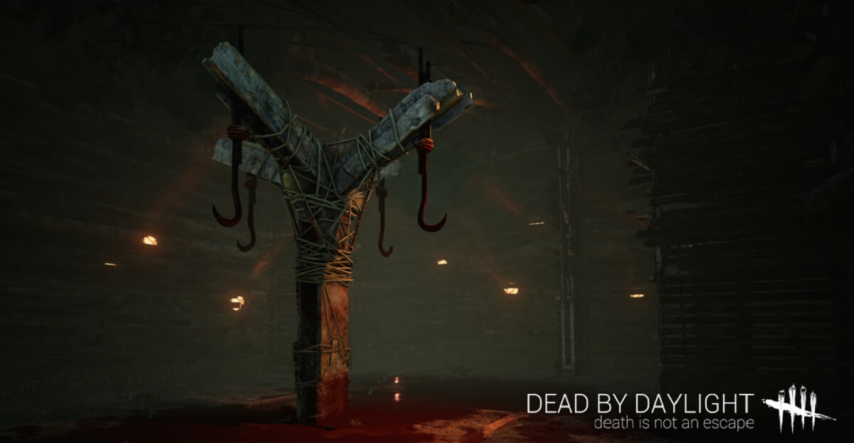 Dead By Daylight Map Concept Art