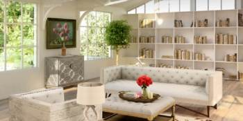 Glu's Design Home is another big hit targeting female mobile gamers