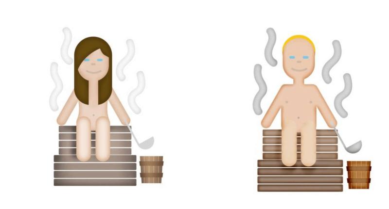 Finland's national emoji