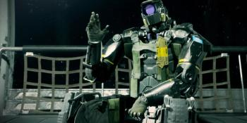 The funniest character in Call of Duty: Infinite Warfare is … a robot