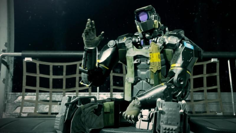 Ethan (Eth.3n) is a military robot in Call of Duty: Infinite Warfare.