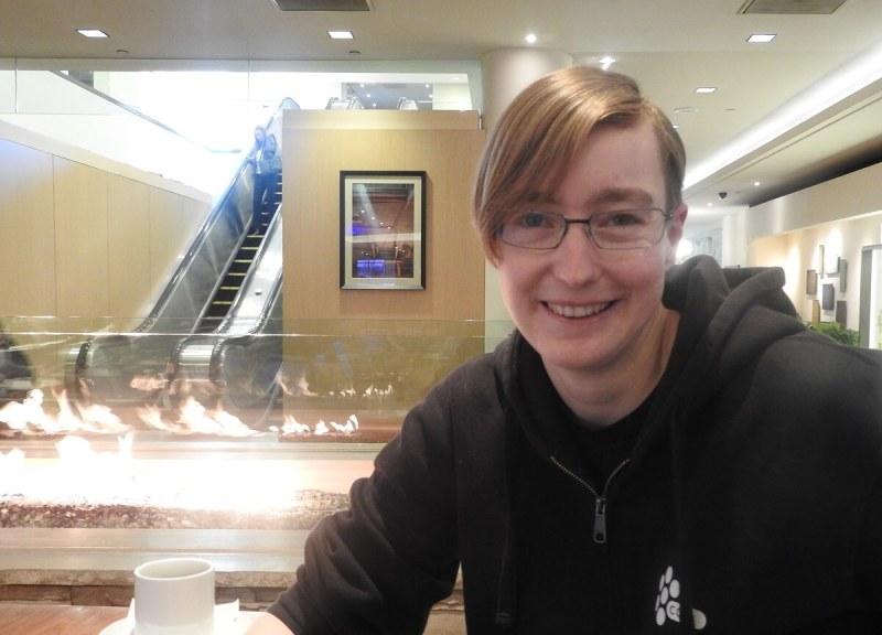 EVE Online executive producer Andie Nordgren
