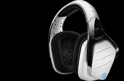 The Logitech Artemis Spectrum G933 wireless gaming headset.