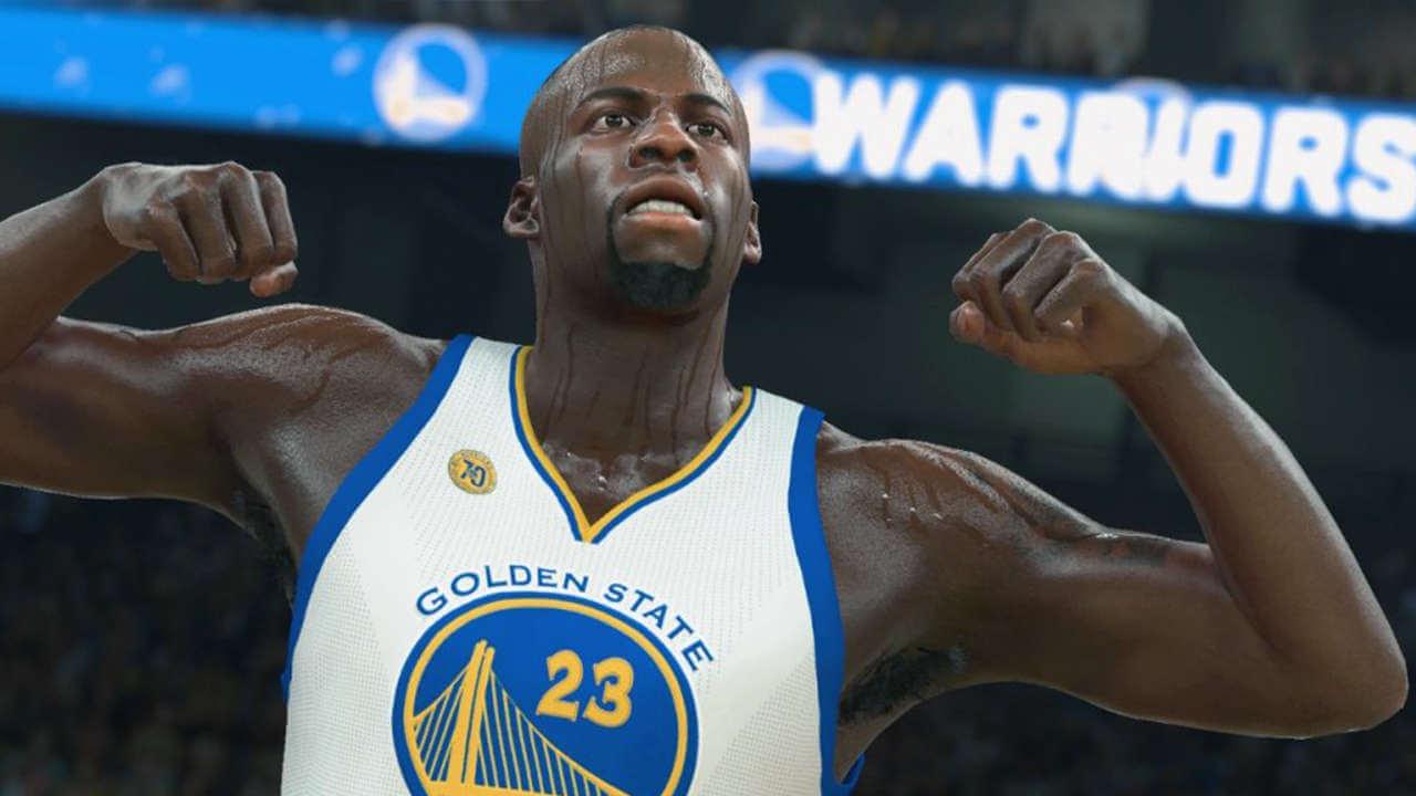 Flex your way to that money, NBA 2K.