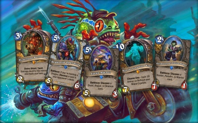Hearthstone's tri-class cards will change the card game forever