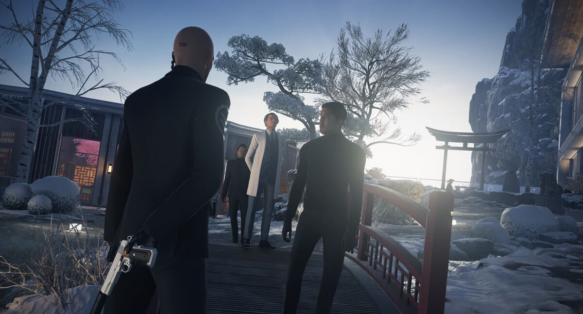 The final Hitman episode occurs at a hospital in Hokkaido.