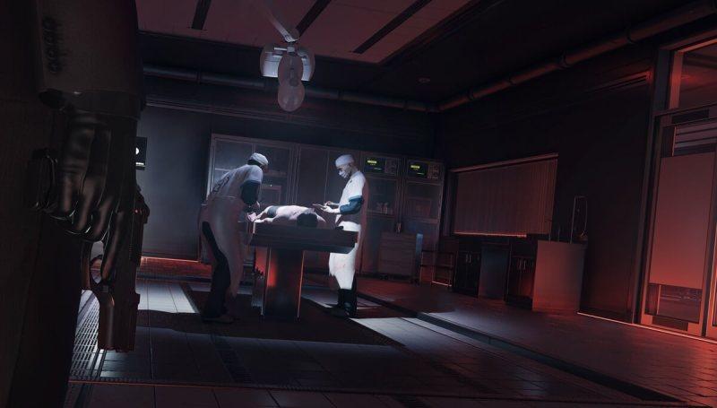 Hitman Hokkaido takes place in a hospital.