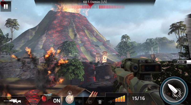 Kill Shot Bravo is available on iOS and Android.