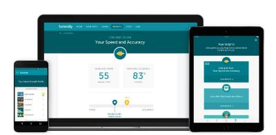 Lumosity shares cognitive insights to show how well your