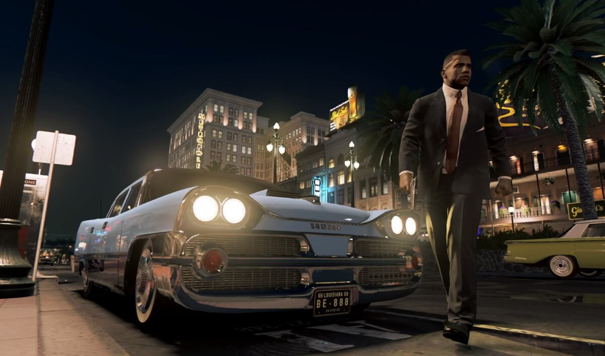 Lincoln Clay is the star of Mafia III.