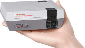 NES Classic Edition is just a wee little guy.
