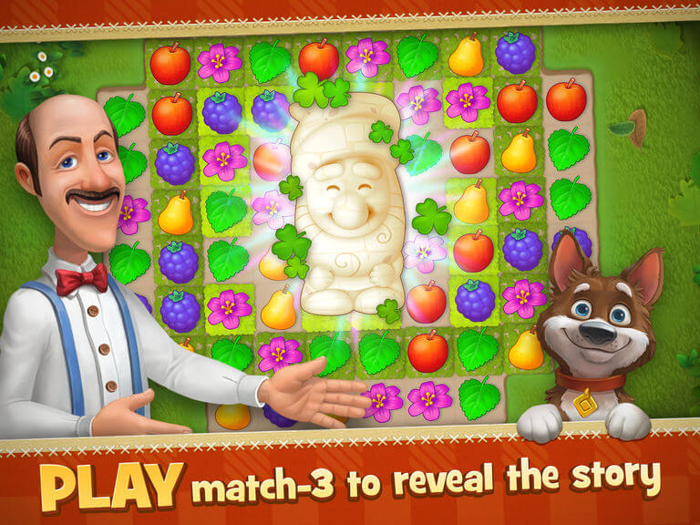 Gardenscapes By Russiau0027s Playrix Is Facebooku0027s Game Of The Year