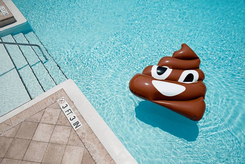 poop at pool corner buzzfeed