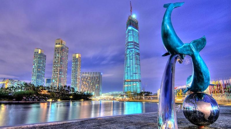 SparkLabs is helping create a smart city in South Korea.
