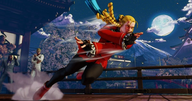 Streamline Studios worked on Street Fighter V.