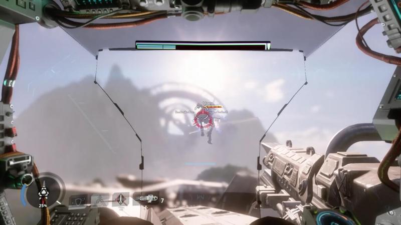 The Titan Viper is fun to fight in Titanfall 2.