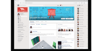 Facebook Workplace launches a new platform to compete in the work-app wars