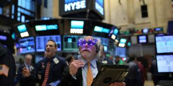 Wall St. set to end 2016 with a whimper