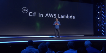 AWS enhances Lambda with Step Functions, CloudFront compute capability, C# support