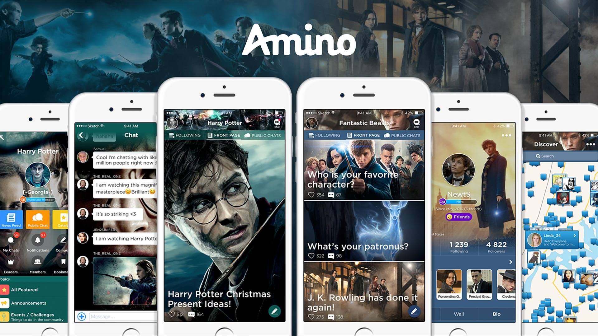 amino apps on pc