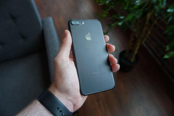 The iPhone 7 Plus is one of several models affected by a German court's ruling banning Apple devices that infringe Qualcomm patents.