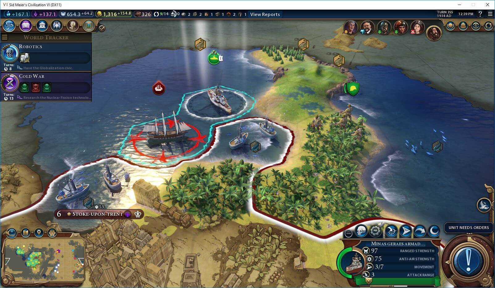 Civilization VI is getting modding tools and Steam Workshop support