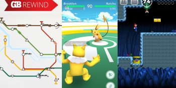The top 5 mobile games in 2016