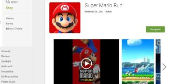 Super Mario Run for Android is coming soon — you can pre-register now on the Play Store