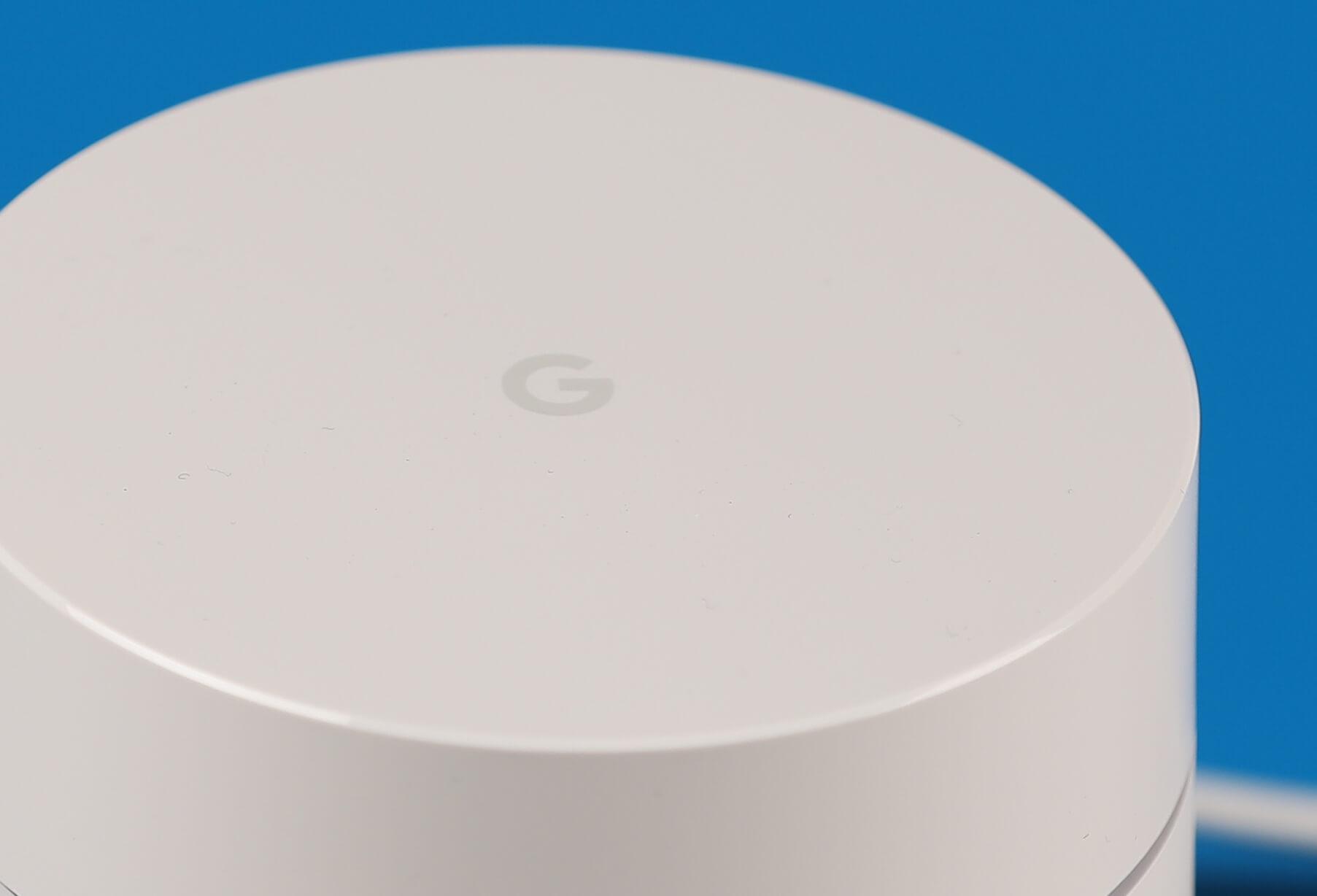 Google Wifi.