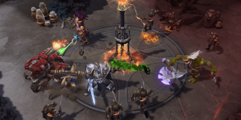 Heroes of the Storm's 2.0 update is about rewards, not changing the game