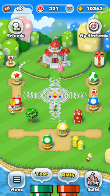 This part actually looks like the Nintendo mobile game I feared we'd get.