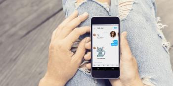 Kik chat app now makes group video calls