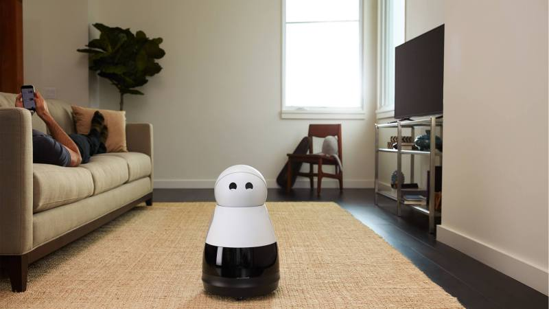 Mayfield Robotics's first robot is called Kuri, and it has a personality.